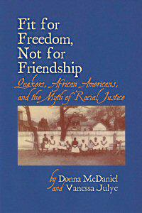 "picture of book titled ""Fit for freedom not for friendship"""