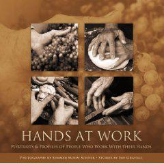 """cover of book """"Hands at Work"""""""