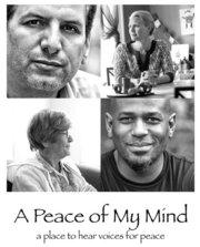A Peace of My Mind - Fostering a Larger Public Conversation