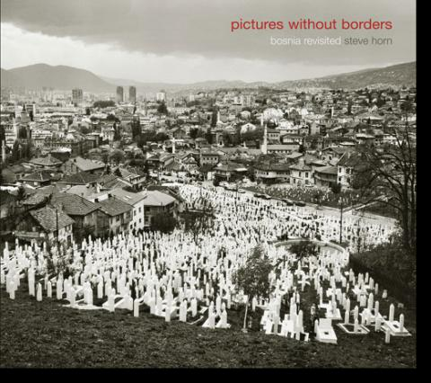 "book cover for ""Pictures without borders"""