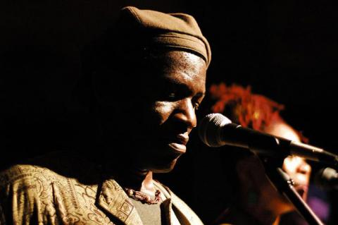 photo of Wanaku performing